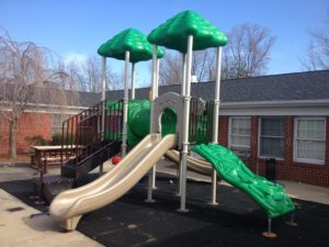 Community Improvement Project - Playground Area - McRae Enterprises