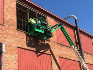 Industiral Safety Aerial Equipment - McRae Enterprises