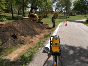 Site Excavation - McRae Enterprises