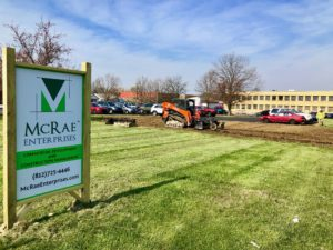 McRae Enterprises Commercial Development and Construction Management