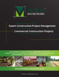 Commercial Construction Projects Publication PDF - McRae Enterprises