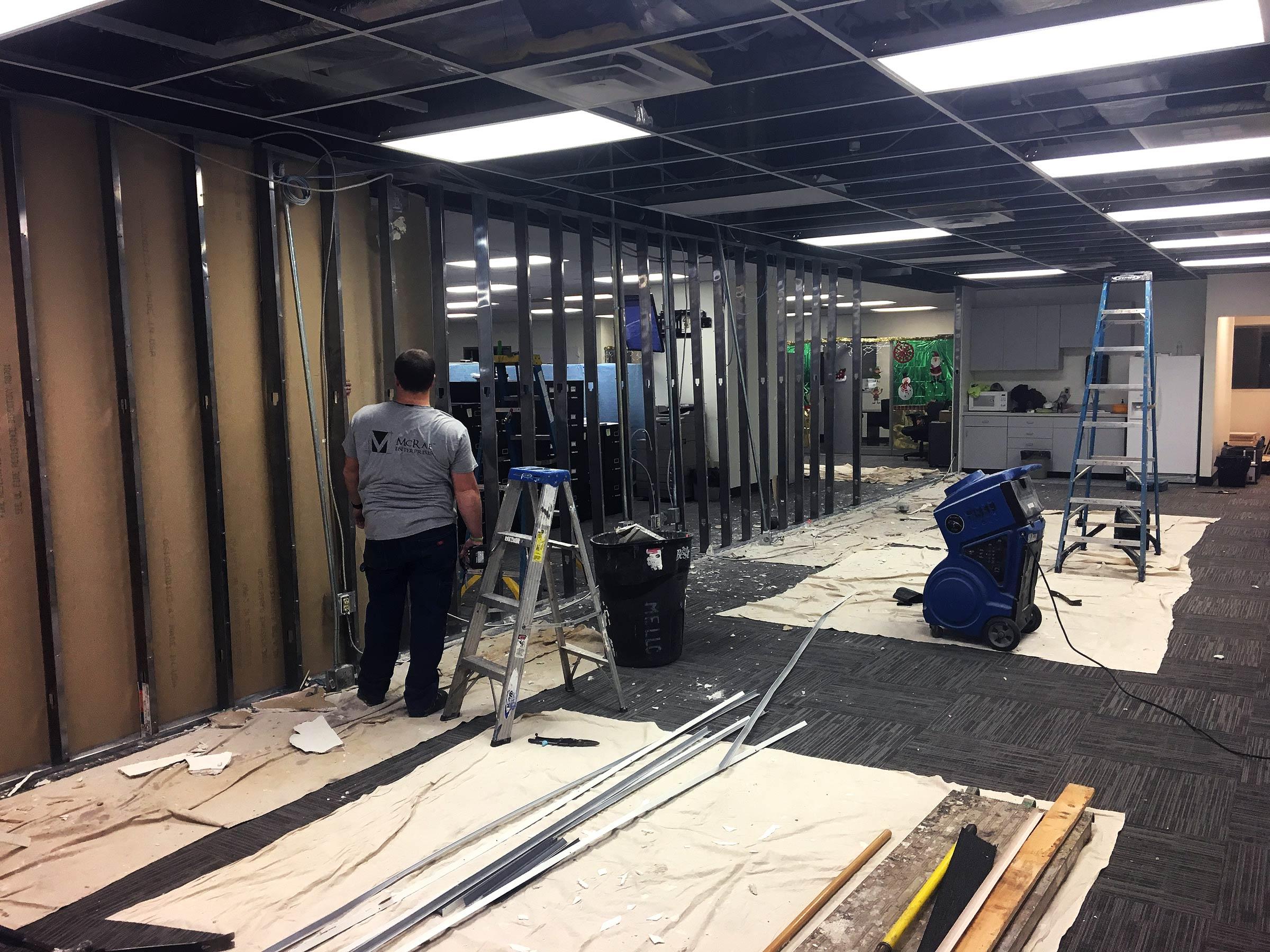 Commercial Development and Construction Management - McRae Enterprises - Serving Lexington, Louisville, Evansville, and all major cities of Ohio