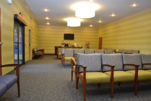 Healthcare Facility Development - Waiting Room - McRae Enterprises