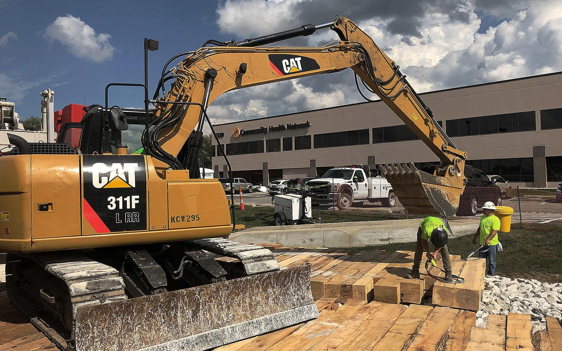 Commercial Development - McRae Enterprises - Serving Lexington, Louisville, Evansville, and Southwest Ohio