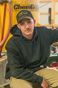 Blake - Operations Technician - McRae Enterprises LLC