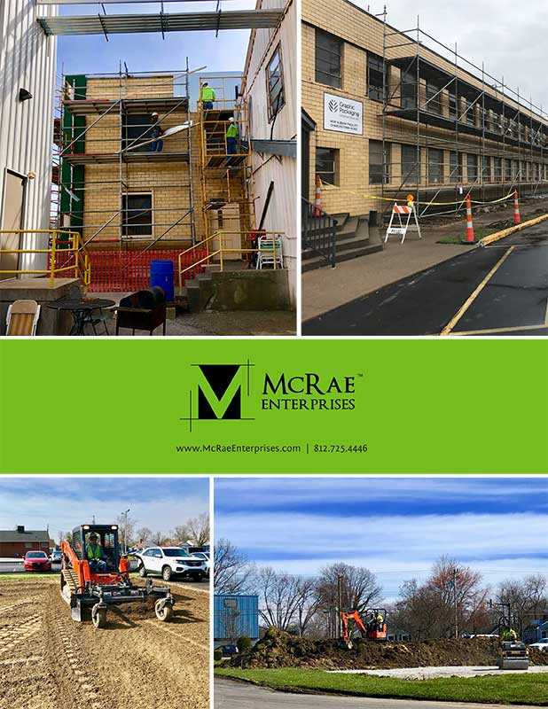 McRae Enterprises - Construction Project - New Albany, IN