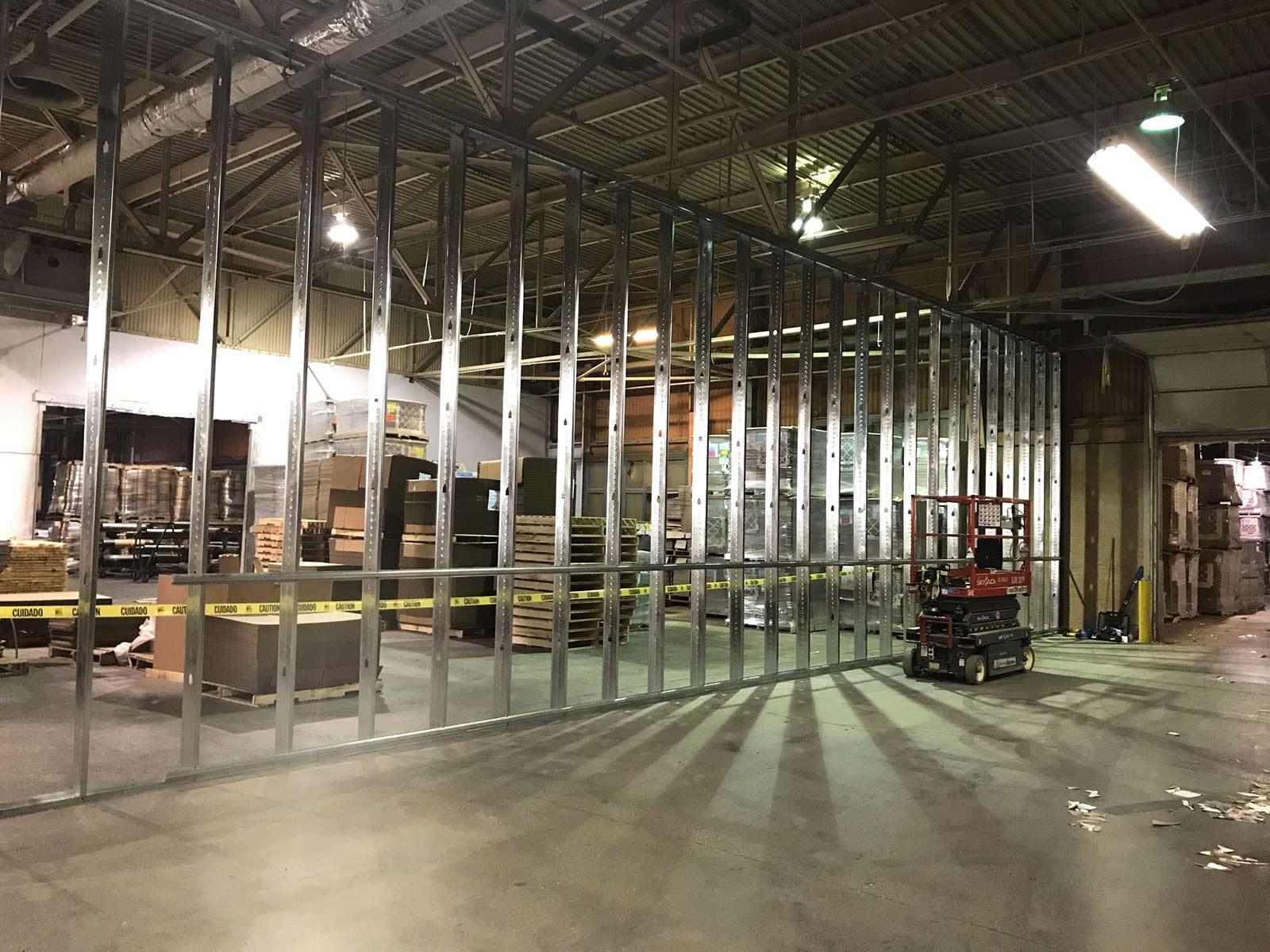 Industrial Construction - McRae Enterprises