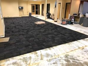Commercial Healthcare Interior Flooring - McRae Enterprises