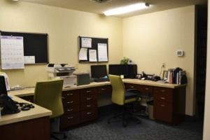 Finished Office Area - McRae Enterprises