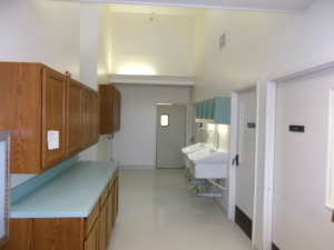 ASC Surgery Suite Area - McRae Enterprises