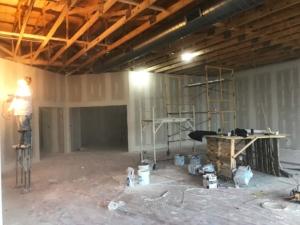 Interior Retail Facility Construction